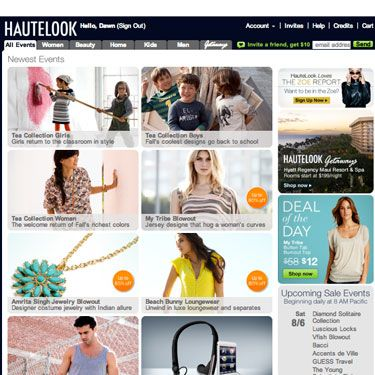 "It all started with <a href=""http://www.gilt.com/""target=""_blank"">Gilt Groupe</a>—the first ""flash-sale"" website that had us hitting refresh at noon every day to see what designer discounts were being featured. Now, there are so may new types of shopping sites out there, it's hard to keep track (and who can remember all of those passwords?!). Well, these are the ones we're obsessed with right now—and here's what you really need to know about each one."