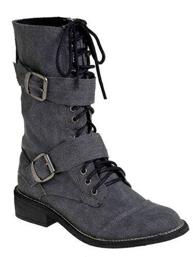 "Full Mettle Boot, $79.99, <a href=""http://www.modcloth.com/Modcloth/Womens/Shoes/Boots/-Full+Mettle+Boot""target=""_blank"">modcloth.com</a>"