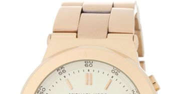 """$30 off $100 orders, $60 off $200 orders, and $100 off $300 orders on Endless.com, <a href=""""http://www.endless.com/Michael-Kors-Womens-MK5223-Chronograph/dp/B0038XTWHS/ref=sr_1_5?ie=UTF8&fromPage=search&sr=1-5&qid=1318288680290&asinTitle=Michael%20Kors%20MK5223%20Rose%20Gold%20Chronograph%20Watch&contextTitle=search%20results"""" target=""""_blank"""">like this Michael Kors Watch</a>."""