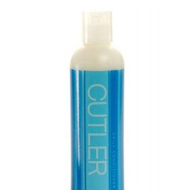 """Apply the conditioner to the bottom half of your hair before you shampoo,"" suggests Heather Packer, senior stylist at NYC's Cutler salon. ""This protects your ends from suds, which can be drying.""  