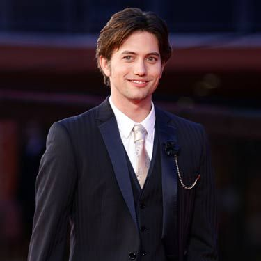 Jackson (otherwise known as Jasper Hale) looked dapper in Italy.