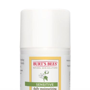 Even if your skin is pretty tough most of the time, it can get sensitive in winter. If you've noticed it getting red and irritated easily, switch to a special moisturizer like this one, which contains softening cotton extract.