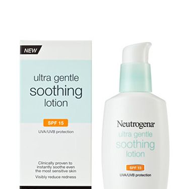 UVA rays (the ones that cause wrinkles) can be even stronger in winter. Don't forget to wear sunscreen. Every. Single. Day. This one is also extra-gentle with SPF ingredients that won't bother your skin.