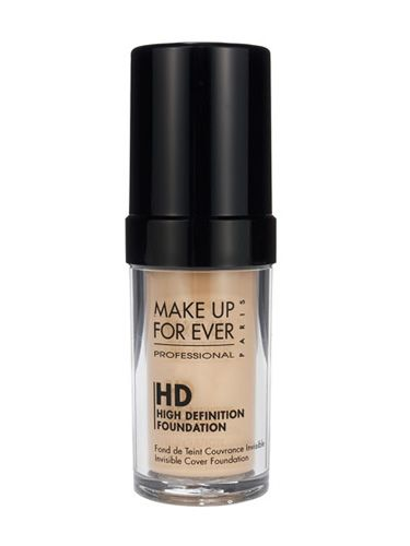 """If you're going to be taking <i>serious</i> pictures (we're talking engagement photos or your hottest profile pic ever), invest in a high-definition foundation. They were originally developed for actresses and news anchors on HD TV—to hide literally everything. This one also looks invisible when you wear it, and it comes in a ton of shades.    <br /><br /> Make Up For Ever HD Foundation, $40, <a href=""""http://www.sephora.com/browse/product.jhtml?id=P217905&categoryId=C13402""""target=""""_blank"""">sephora.com</a>"""
