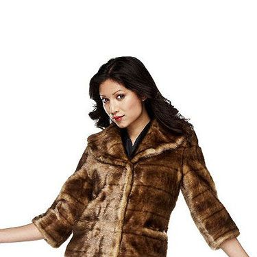 The three-quarter sleeves make this one feel dressy—and just imagine it with a pair of sexy, elbow-length gloves.<br />