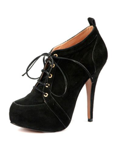"Luiza Barcelos Black Booties, $325, <a href=""http://www.citysoles.com/product.asp?lt=c&catid=16866&sec=women&pfid=CSN00756""taret=""_blank"">citysoles.com</a>"