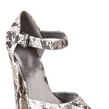 "Glowing, $89, <a href=""http://www.ninewest.com/Glowing/3553,default,pd.html?variantSizeClass=&variantColor=PURPLSU&cgid=8346239&prefn1=catalog-id&prefv1=ninewest-catalog""target=""_blank"">ninewest.com</a>"