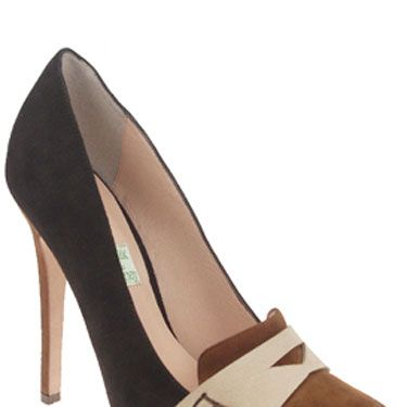 """Loafer, $260, <a href=""""https://www.milkandhoneyshoes.com/product_info.php?cPath=24&products_id=2722""""target=""""_blank"""">milkandhoneyshoes.com</a>"""