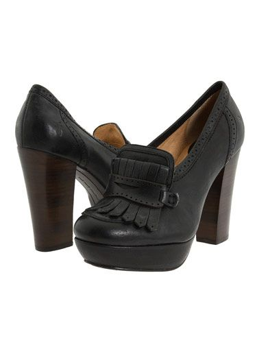 High Heel Loafers For Women