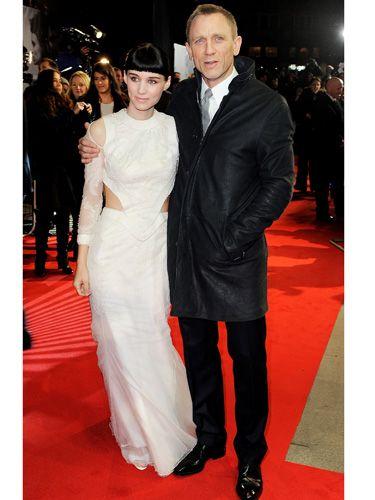 The hunky British actor (aka James Bond!) plays Mikael Blomkvist.