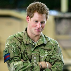 He may be third in line for the throne, but Prince Harry is the No. 1 hottest royal we've ever seen—especially in uniform.