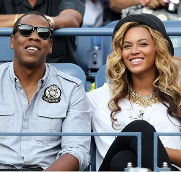 "<p>Where They Met: They collaborated on ""Crazy In Love""</p> <p><strong>Dating Rule</strong>: Carve out couple time away from the office. Beyonce and Jay-Z work superhard on their careers, but they're always photographed on vacay together, and we doubt they're only talking shop.  Even if you can't spring for frequent getaways in St. Bart's, the main point is to avoid talking about office issues during your downtime at night and on weekends.</p>"