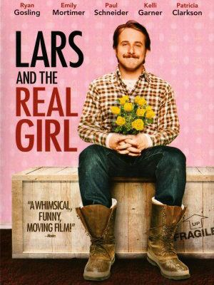 Adorably delusional Lars treats a blow-up sex doll as his girlfriend.