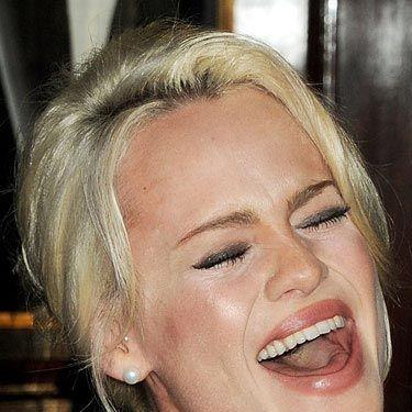"""Our favorite Welsh singer looks like she's begging for """"Mercy."""""""