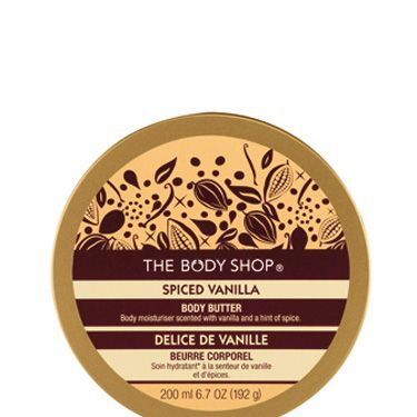 If you're going to be touched, you definitely want to prep your skin with something like this ultra-hydrating body butter. Bonus: The vanilla scent is total man-bait.