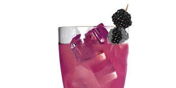 <i>1 ½ oz. Camarena Silver Tequila<br /> 2 oz. brut Champagne<br /> 7 large blackberries<br /> ½ oz. agave nectar<br /> ¼ oz. lemon juice<br /> Garnish: blackberries<br /><br /></i>   Muddle blackberries, agave nectar and lemon juice in a glass. Pour ingredients into a shaker filled with ice. Add tequila, shake, and strain into a large rocks glass filled with ice. Top with brut Champagne and garnish with a skewered blackberries.