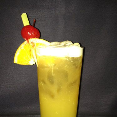 <i>2 oz. Bacardi Light Rum<br />                                     