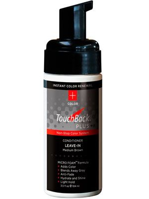 """<b>How to deal:</b><br /><br /> Girls dig a little salt and pepper (as if the notches in Clooney's bedpost aren't proof enough!). But if grays are bothering you, camouflage them with an at-home remedy, like this one by TouchBack. The leave-in foam (it comes in eight shades) goes on dry hair without a whole lot of effort, instantly tinting strands for up to three shampoos.<br /><br />   TouchBack Plus Color Leave-In Conditioner, $30 <a href=""""https://www.colormetrics.com/touchbackplus/buytarget=""""_blank"""">colormetrics.com</a>"""