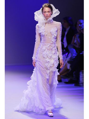 Ugly Wedding Dresses Crazy Designer Wedding Dresses