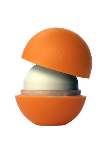 """He'll think it's for playing catch—or maybe a snack—so when you reveal that this orange ball is actually an all-natural, mineral-based SPF, he'll be so curious, he'll <i>want</i> to put it on.   <br /><br /> Own Products Active Block SPF30, $15, <a href=""""http://www.ownproducts.com/active-block-spf-30.html""""target=""""_blank"""">ownproducts.com</a>"""