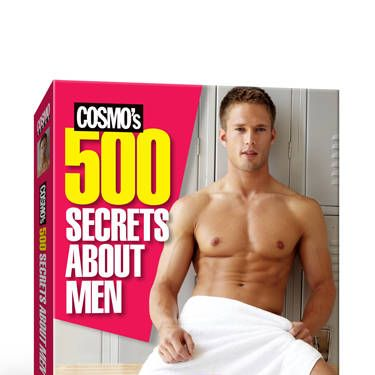As much as we love men, they can be pretty confusing at times. That's where <i>Cosmopolitan</i> comes in. We cover guys regularly in the magazine—their needs, behavior, and secret desires—and now we've compiled all our sexy know-how into quick, bite-size facts for you to have your fingertips. Think of it as your bible of everything guy-related. And when we say everything, we mean <i>everything</i>.