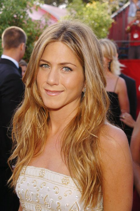 Jennifer Aniston Hair Pictures Of
