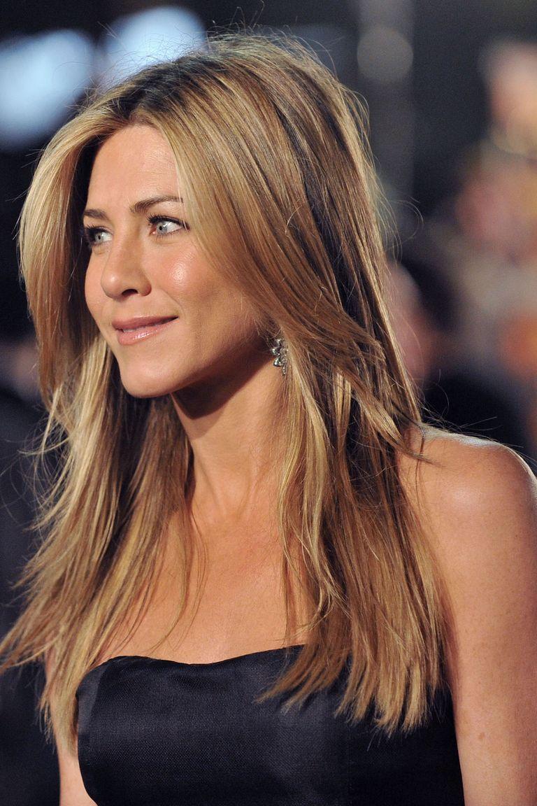 Jennifer Aniston Hair Pictures Of Jennifer Aniston