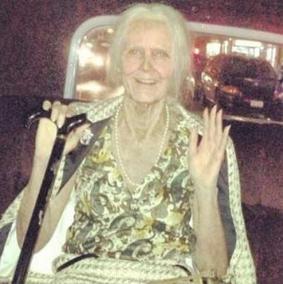 <p>Heidi Klum has always been the queen of Halloween, but this freaky old lady thing she pulled off might be her best costume yet.</p>