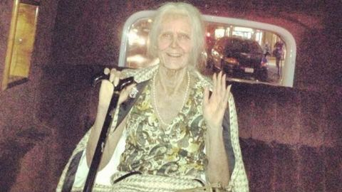 <p>Heidi Klum has always been the queen of Halloween, but this freaky old lady thing she pulled off might be her best costume yet.</p> <p><em>Photo Credit: Instagram</em></p>