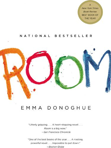 <i>Room</i> by Emma Donoghue