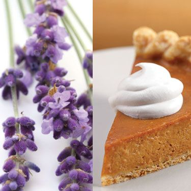 <p>In a recent study conducted by The Smell and Taste Treatment and Research Foundation of Chicago, these two scents combined produced the greatest increase (40%) in penile blood flow in male volunteers.</p><p>Get your man's motor running as soon as he steps foot in the door by lighting a lavender and pumpkin pie candle before he comes over.</p>