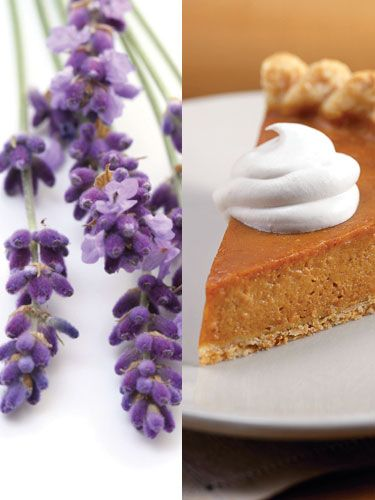 <p>In a recent study conducted by The Smell and Taste Treatment and Research Foundation of Chicago, these two scents combined produced the greatest increase (40%) in penile blood flow in male volunteers.</p> <p>Get your man's motor running as soon as he steps foot in the door by lighting a lavender and pumpkin pie candle before he comes over.</p>