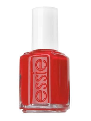 "Rojo is a color we Latinas <em>own</em>, and studies show men prefer this sexy shade to anything else. Have fun with the vast variety of colors to choose from! We love Essie's Fifth Avenue (pictured; $7.75, <a href=""http://www.walmart.com/ip/essie-Nail-Color-fifth-avenue/15140817"" target=""_blank"">walmart.com</a>), a creamy orange red, for summer, and CoverGirl's Blast Flipstick Lipstick in Cheeky ($6.39, <a href=""http://www.drugstore.com/covergirl-blast-flipstick-lipstick-cheeky/qxp383102"" target=""_blank"">drugstore.com</a>)."