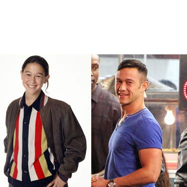 We thought he was adorable as the skinny kid on <i>Third Rock From the Sun</i>. Clearly, time (and the gym) have been good to him.