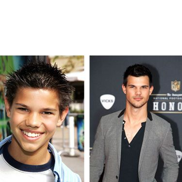 Remember Taylor as the gawky kid in <i>The Adventures of Sharkboy and Lavagirl</i>? Yeah, us neither.