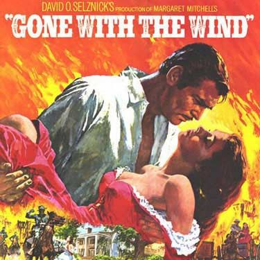 """<i>Gone With the Wind</i>, that's for damn sure."" —Malarie Y."