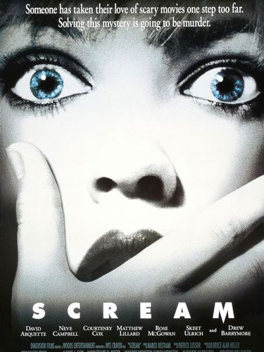 """<i>Scream</i>"" —@danadelish"