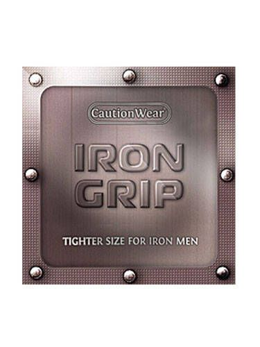 "Iron Grip condoms—made for the, uh, smaller man in your life.<br /><br />  $8.99 for five, <a href=""http://www.condomania.com/iron-grip-snugger-fit-condoms.html"" target=""_blank"">Condomania.com</a>"