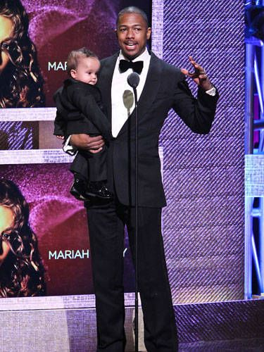 Mariah Carey said she named her son with Nick Cannon after the Moroccan Room in her apartment.