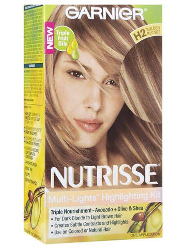 To use an at-home highlighting kit like Garnier Nutrisse Nourishing Multi-Lights Highlighting ...  sc 1 st  Cosmopolitan & Want Blonde Hair This Summer? Hereu0027s How to Get It