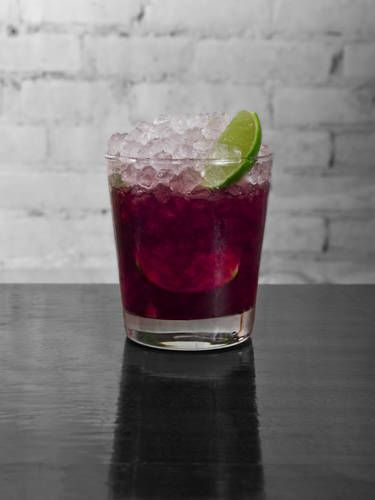 """<i>2 oz. Leblon Cachaça<br /> 1 oz. Cedilla <br /> 1/2 oz. simple syrup <br /> 6 lime wedges <br /> Garnish: lime wedge</i><br /><br />  To make simple syrup, mix equal parts hot water and sugar until sugar is dissolved. Muddle limes in a cocktail shaker. Add remaining ingredients. Shake vigorously and strain into a glass filled with ice. Garnish with a lime wedge.<br /><br />  <i>Source: <a href=""""http://lebloncachaca.com/"""" target=""""_blank"""">Leblon Cachaça</a></i>"""