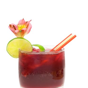 "<i>¾ c. red wine<br />¼ c. lemon-lime soda<br />ice<br />Garnish: lime wheel</i><br /><br />Combine ingredients in a glass filled with ice. Stir and garnish with a lime wheel.<br /><br /><i>Source: <a href=""https://velvetpalate.com/"" target=""_blank"">velvetpalate.com</a></i>"