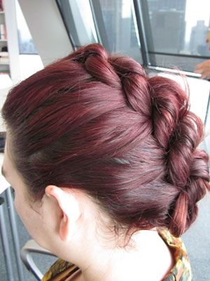 Knot Braid Hairstyle - How to Make a Knot Braid
