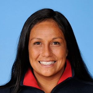 This intense Mexican-American water polo champion created her own space on the boys' team in high school when she was told there were no plans to create a team for girls.  Way to be <em>la loca</em>!
