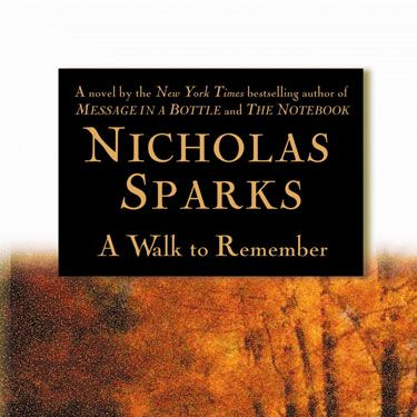 """Love is like the wind, you can't see it but you can feel it."" —Nicholas Sparks, <i>A Walk to Remember</i>"