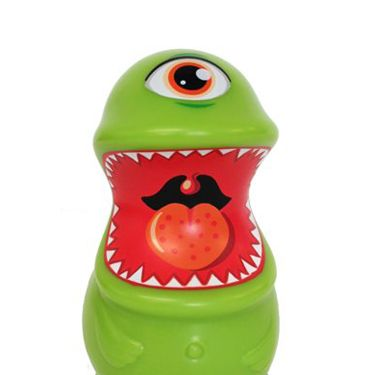 "This gives entirely new meaning to ""monsters under your bed.""