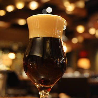 """<i>5 oz. champagne<br />5 oz. Irish stout beer</i><br /><br />Combine all ingredients in a glass and stir.<br /><br /><i>Source: <a href=""""http://www.publichouselv.com/"""" target=""""_blank"""">Public House at The Venetian</a></i>"""