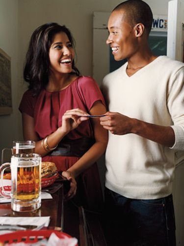 Arm, Smile, Happy, Facial expression, Tableware, Beer stein, Serveware, Mason jar, Tooth, Drinkware,