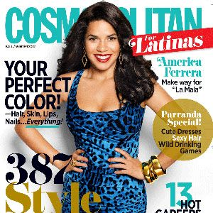 <p>Read our interview with America — and why you should vote! — in the October issue of Cosmopolitan for Latinas!<br /> <br /><strong>Newsstand CoverCredits:</strong><br /> <br /><strong>Photographer: </strong> Yu Tsai<br /> <br /><strong>Fashion Editor:</strong> Caitlin Burke<br /> <br /><strong>Stylist:</strong> Annie Ladino at The Wall Group<br /> <br /><strong>Hair:</strong> Miok for WELLA Judy Casey Inc.<br /> <br /><strong>Makeup:</strong> Linda Hay at The Wall Group<br /> <br /><strong>Manicure:</strong> Elle for ESSIE at The Wall Group<br /> <br /><strong>Clothing:</strong> Dress, Dolce & Gabbana, $2,375&#x3B; earrings, INC, $22.50&#x3B; bangles, R.J. Graziano,$25-30&#x3B; ring, Joseph Mimi, $399.</p>