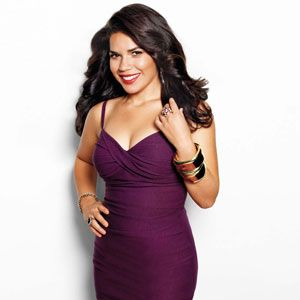 """<p>Our sexy cover girl, La Hondureña actress America Ferrera, dishes on staying confident, standing your ground, and her Latina upbringing in the Fall/Winter issue of Cosmo For Latinas. Get the whole story in the magazine, on newstands now!!</p><p><strong><br /></strong></p><p><strong>On being confident during auditions</strong><br />""""Anytime I walk into something apologetic or wondering if I'm good enough, I never get it. There's a certain lack of ownership that people can detect. When I walk in and own it, that's when I usually get it.""""<br /><strong></strong></p><p><strong>On worrying about her looks</strong><br />""""How much time have I wasted on diets and what I look like? People are saying 'We love you and love what you do' and you're sitting there thinking 'I'm not skinny enough or pretty enough.' It's taken a lot of work to get over that.""""</p><p><strong>On what she does in her downtime</strong><br />""""When I'm working, I sleep very little,"""" she says. """"When I'm not working, I can kill 12hours of sleep easily.""""</p><p> </p><p><em>Like this dress? Get $50 off this dress by Alicia Estrada and other products by entering COSMOL at checkout on <a href=""""http://www.stopstaringclothing.com/sunshop/"""" target=""""_blank"""">stopstaring.com</a>!</em></p>"""